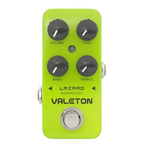 Valeton Lazaro Modern Fuzz Guitar Effect Pedal by Valeton
