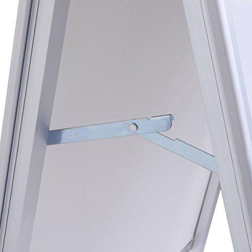 Giantex new portable a frame display snap board poster - Porta poster amazon ...