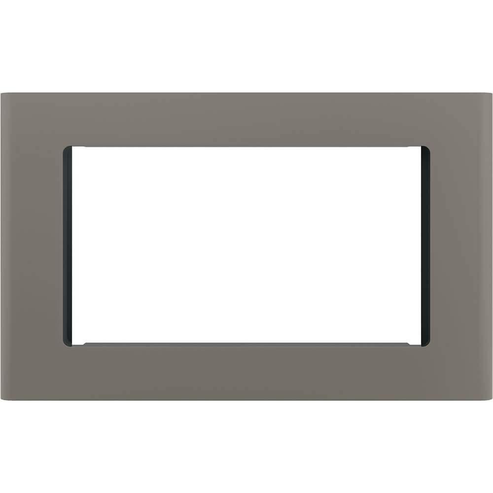 "GE Slate 27"" Built-In Microwave Oven Trim Kit"