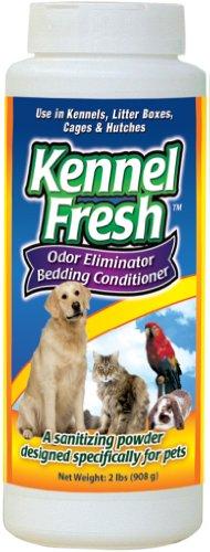 Kennel Fresh Odor Eliminator and Bedding Conditioner, 2-Pound Bottle, My Pet Supplies