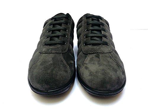 ENVAL SOFT - Zapatillas para deportes de exterior para hombre Gris gris oscuro 40 gris oscuro
