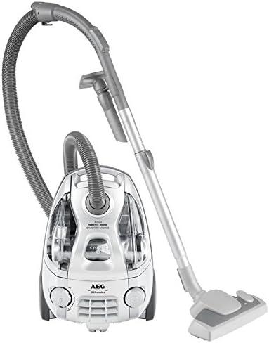 AEG CYCLONE XL 6206, 310 W, 2000 W, Ice White, 80 Db, 5750 g - Aspirador: Amazon.es: Hogar