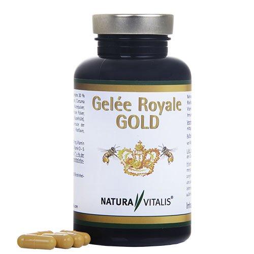 Gelée Royale GOLD - 180 Kapseln