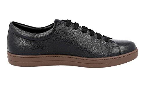 Sneaker In Pelle Prada Mens 4e2996
