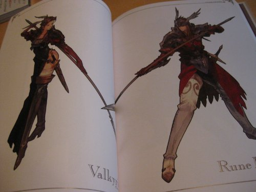 Image of Tactics Ogre Art Works Book (Japanese)