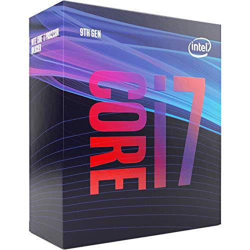 Intel Core i7-9700 Coffee Lake 3GHz 12MB Cache Desktop Processor Boxed