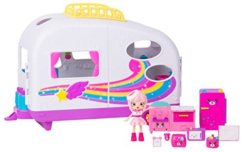 Shopkins Happy Places Rainbow Beach Camper Van by Shopkins (Image #4)