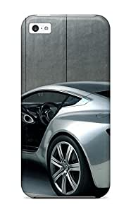 Garrison Kurland's Shop New Style 6835453K67723896 Premium 2010 Aston Martin One 77 2 Heavy-duty Protection Case For Iphone 5c
