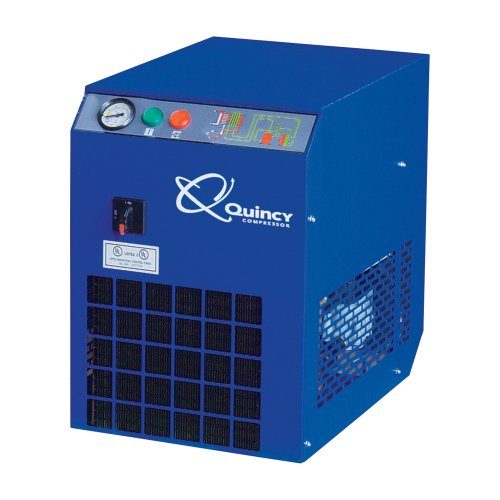 - Quincy Refrigerated Air Dryer - Non-Cycling, 25 CFM, Model#