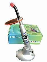 Doc.Royal Silver Color10W Wireless Cordless LED Light Lamp Cure Light 2000mw Blue Light