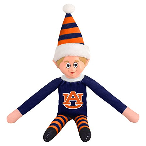 Auburn Team Elf - Apparel Ornament