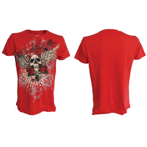 Miami Ink T-Shirt Angel Gr. S - Herren