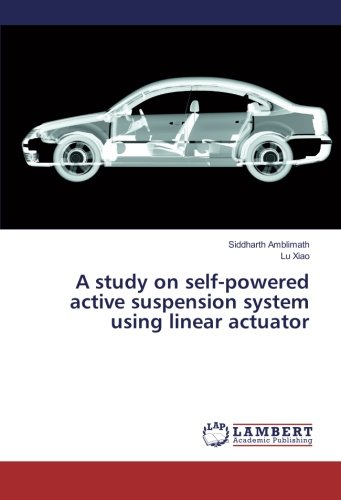 A study on self-powered active suspension system using linear actuator