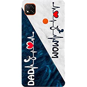 amagav printed soft silicone designer pouch mobile back cover for redmi 9 & xiaomi redmi 9c case and covers | for boys…