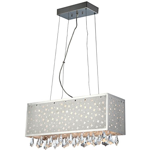Copper Hilite Pendant (Lite Source EL-10093 Santuzza Ceiling Lamp)