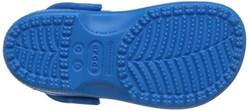 crocs Unisex-Kinder Classic Sandal Kids Blau (Ocean)