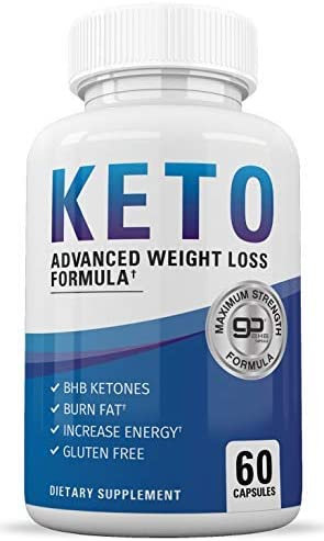 Ultimate Keto Diet Pills Supplements product image