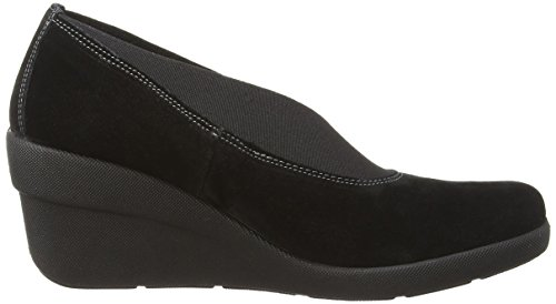 Van Toe Black Hope Dal Closed Pumps Black Women's wxg8zR