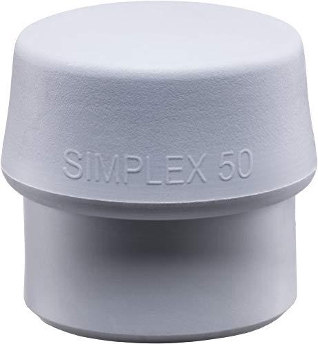 Simplex Soft-martillo con cabeza 40 mm en de goma 3203 04 mid-gris