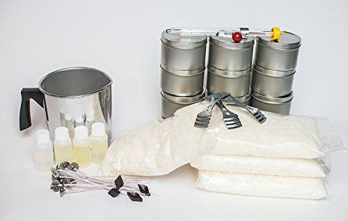 Candlewic Soy Candle Making Kit product image