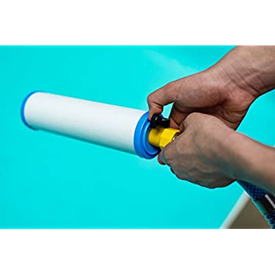 Camco 52806 Pre-Fill Water Filter (Hydro Life Pool and Spa Sediment),1 Pack: Automotive
