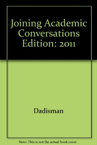 joining academic conversations (english 102)