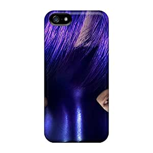 Hot Tpu Cover Case For Iphone/ 5/5s Case Cover Skin - Hit Girl In Kick Ass 2