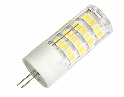 Silver Electronics Bombillas, 5000 K G4, 3 W, Blanco: Amazon.es: Iluminación