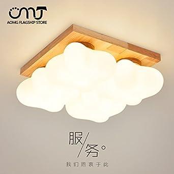 Einfache Atmospharische Licht Vierblattrige Kleeblatt Warme