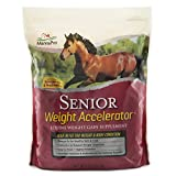 Manna Pro Senior Weight Accelerator, 8 lb Bag