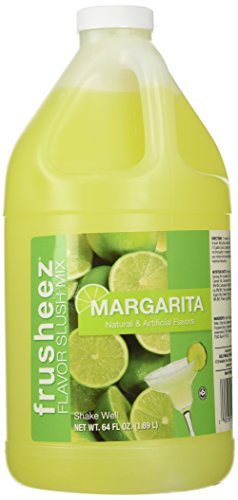 Margarita Frusheez Slush Mix (1/2 gallon)