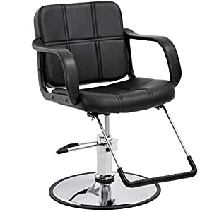 Enjoyable Barber Chair Salon Chair Styling Chair Heavy Duty Beauty Salon Barber Chairs Hydraulic Pump Swivel Hair Cutting Chairs Salon Shampoo Equipment Pabps2019 Chair Design Images Pabps2019Com