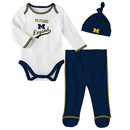 NCAA Michigan Wolverines Children Boys