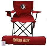 Collegiate Folding Adult Tailgate Chair