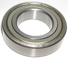 693ZZ Metal Double Shielded Ball Bearing Bearings 3*8*4 3x8x4mm 5 Pcs