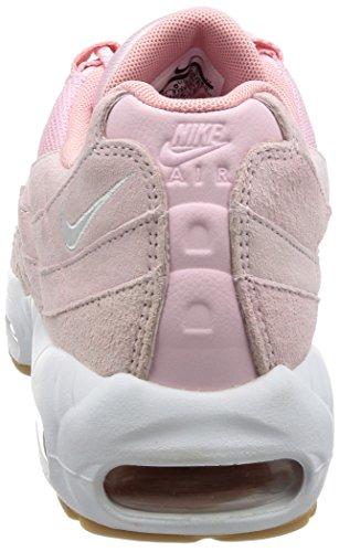 Rosa Bianco Nike Tennis Scarpe Max 95 Corsa Air 919924 Donna 600 Prism Sd Da wrwW7Ppqn