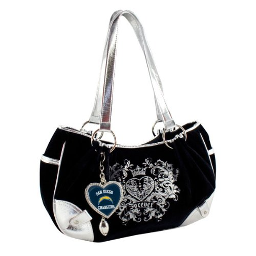 Littlearth NFL Sport Luxe Hobo San Diego Chargers CaPhyYa
