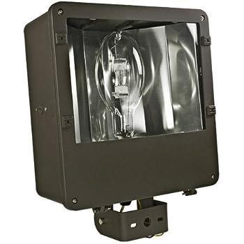 PLT FL70M400QLBR   400 Watt   Pulse Start   Metal Halide   Flood Light  Fixture   120/208/240/277 Volt   WIRED TO 277V TAP
