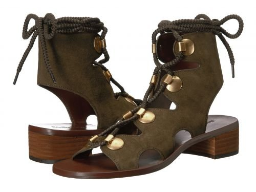 See by Chloe(シー by クロエ) レディース 女性用 シューズ 靴 サンダル SB28231 - Beige/Khaki [並行輸入品]