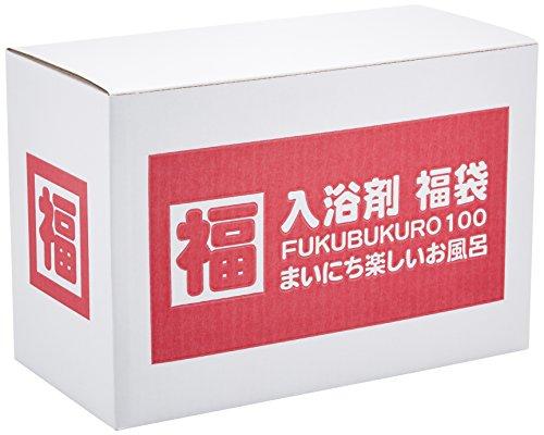 입욕 제 복주머니 100 개안심 일본제(MADE IN JAPAN)