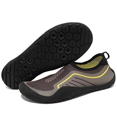 Beach Lake Quick CIOR Aqua Garden Driving With Yoga 14 Water Holes A3 Drainage Womens Swim Men Shoes Dry Park Barefoot black Walking Sports For tTxqUWT