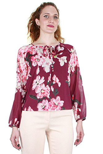 Liu A winter Fiori Blusa Jo 2019 2018 Fall Fantasia Mainapps Donna dffxIzTn