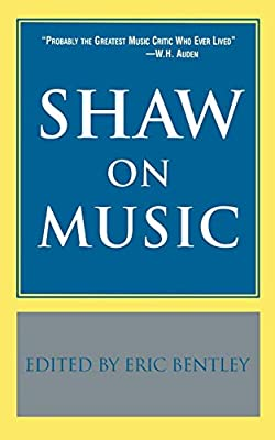 shaw on music applause books