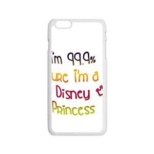 Disney Princess Bestselling Hot Seller High Quality Case Cove Hard Case For Iphone 6 by icecream design