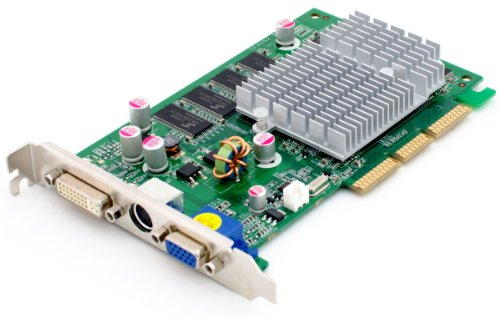 Video 5200 Geforce Card - Sparkle PC 700018 GeForce FX 5200 256MB AGP  Graphics Card SF8834DT256MBI