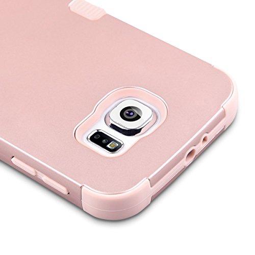 samsung s6 case rose gold