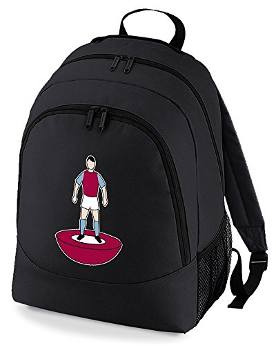 Kit Unisex Football Rucksack Black Team Backpack Supporter Favourite Bag Colours 5wqSTgnA