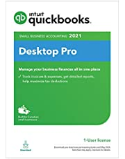 Intuit Quickbooks Desktop Pro 2021 [PC Download]