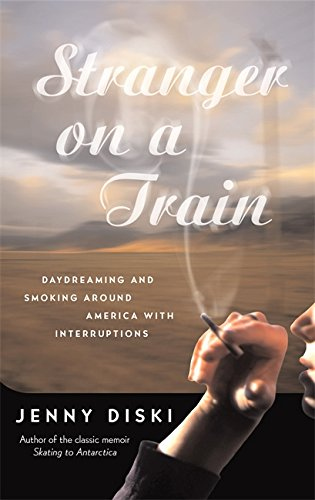 book cover of Stranger On a Train