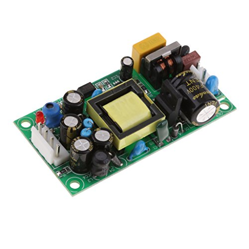 220vac Module Output (Baoblaze AC/DC 220V to 12V/5V 15W Dual Output Step-down Isolated Switching Buck Power Supply Module)